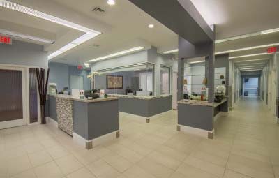 medical real estate photography