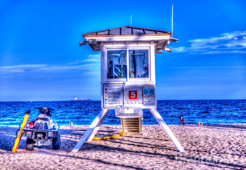 iconic-fort-lauderdale-lifeguardtower