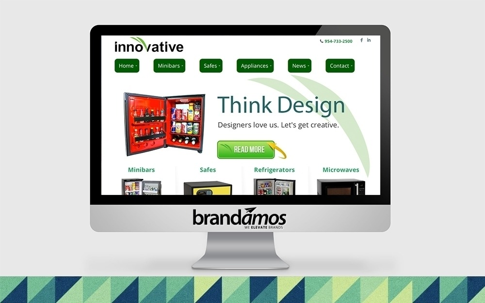 Innovative Web Site Design
