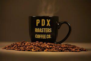coffee photoshoot