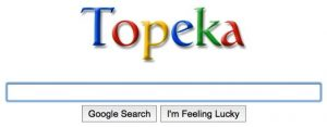 Google Becomes Topeka