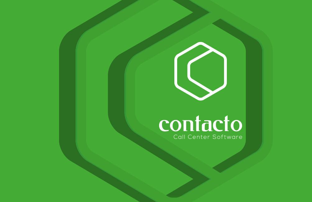 contact call center logo concept 10