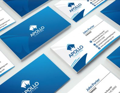 Apollo Lighting - Logo Creation