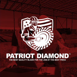 DiamondBlade.com – Patriot Diamond
