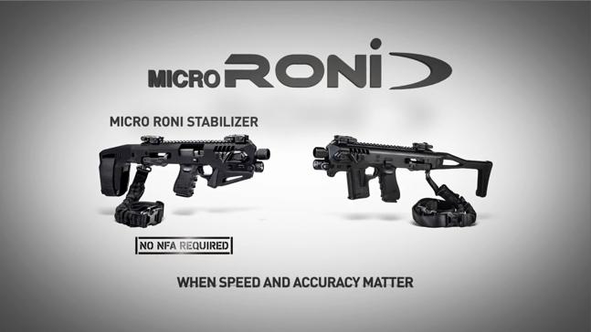 micro roni