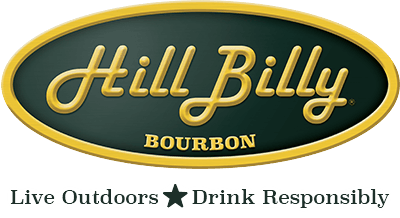 hill billy bourbon logo
