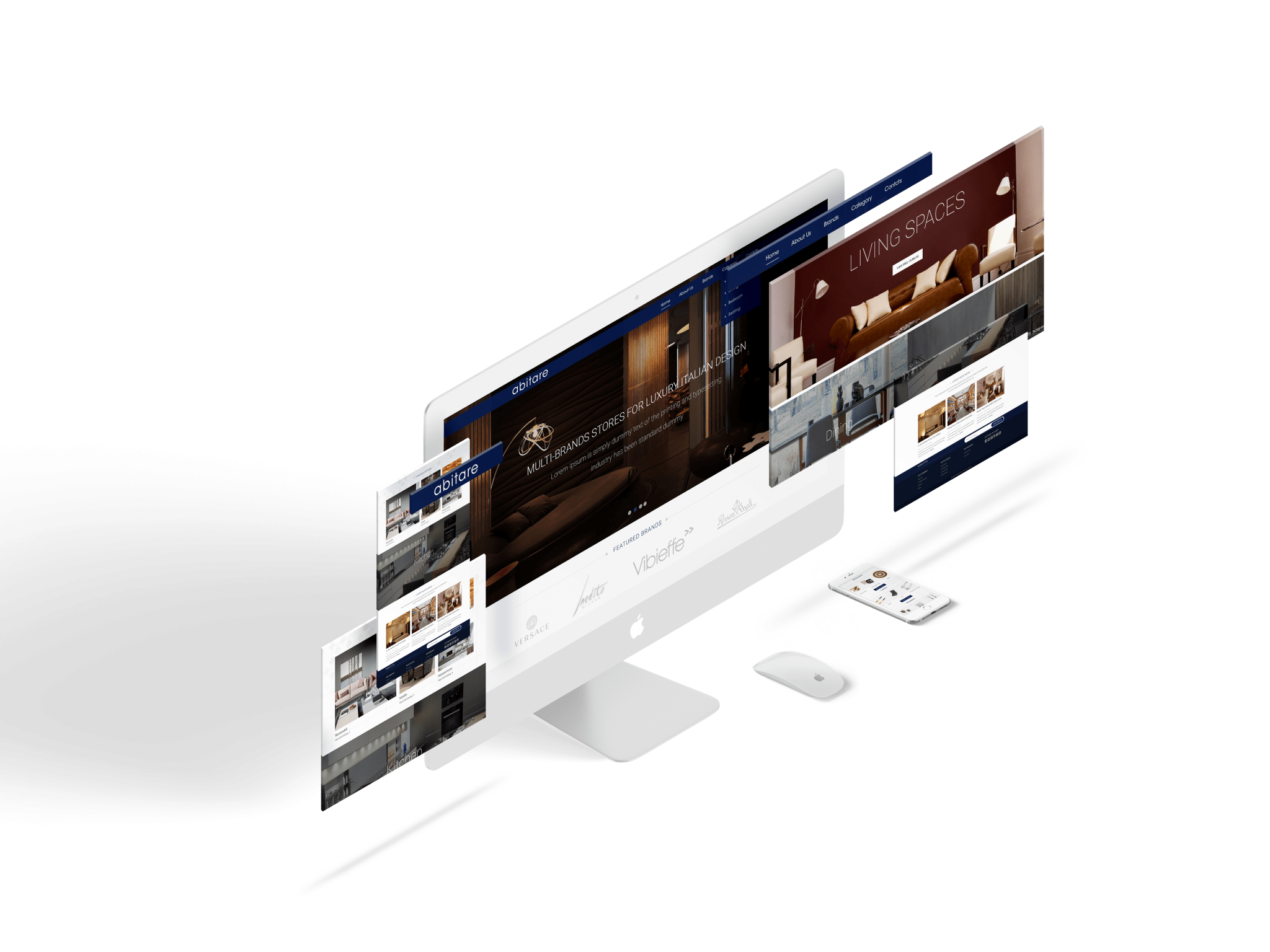 wordpress website layout