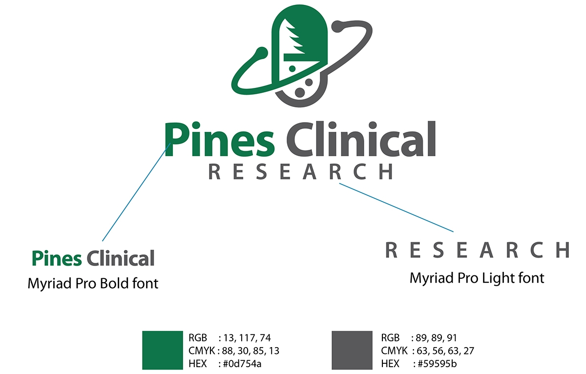 pines clinical logo
