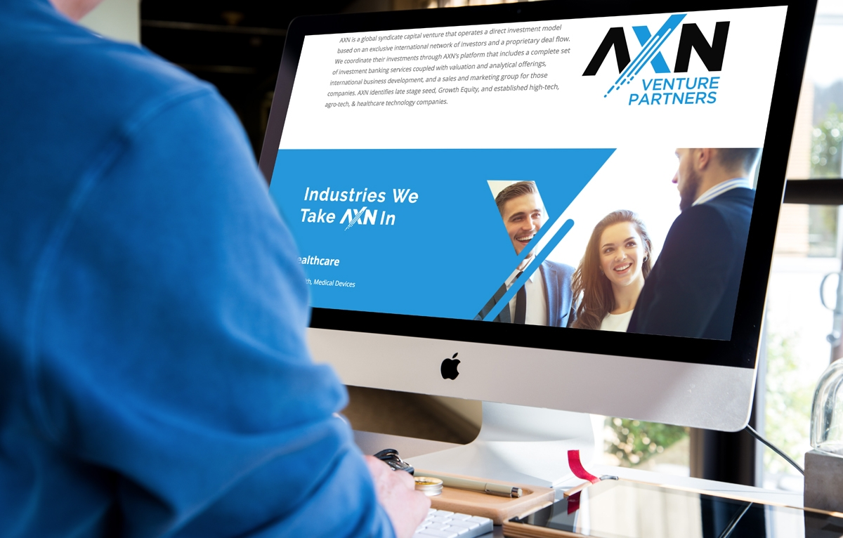 AXN Venture Partners website